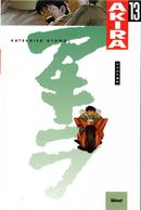 Couverture Feux - Akira, tome 13