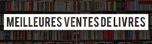 Cover Les 50 meilleures ventes livres de la semaine