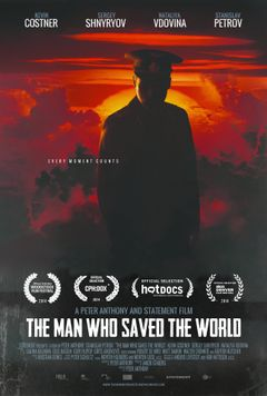 Affiche The Man Who Saved the World