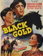 Affiche Black Gold