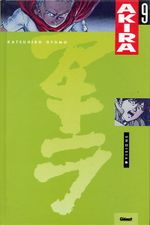 Couverture Visions - Akira, tome 9