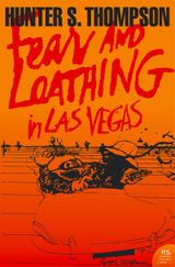 Couverture Fear and Loathing in Las Vegas (Harper Perennial Modern Classics)