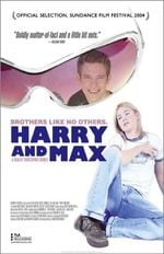 Affiche Harry + Max