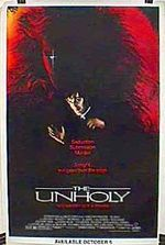 Affiche The Unholy