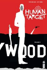 Couverture Human Target, tome 2
