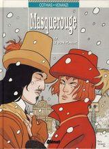 Couverture Le Bon Plaisir - Masquerouge, tome 7