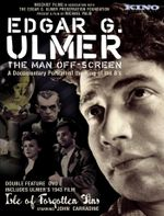 Affiche Edgar G. Ulmer - The Man Off-screen