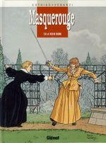 Couverture La Veuve Noire - Masquerouge, tome 9