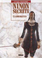 Couverture Amourettes - Ninon Secrète, tome 3