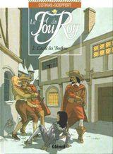 Couverture L'Ecole des Bouffons - Le Fou du Roy, tome 2