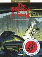 Couverture Dans le Courant Sans Fin - De Silence et de Sang, tome 10