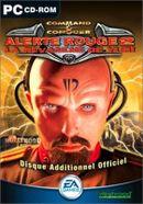 Jaquette Command & Conquer : Alerte Rouge 2 - La Revanche de Yuri
