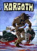 Affiche Korgoth of Barbaria