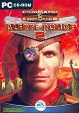 Jaquette Command & Conquer : Alerte Rouge 2