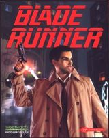 Jaquette Blade Runner