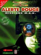 Jaquette Command & Conquer : Alerte Rouge - Missions M.A.D.