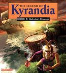 Jaquette The Legend of Kyrandia : Book 3 - Malcolm's Revenge
