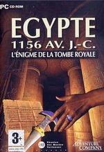 Jaquette Égypte, 1156 av. J.-C. : L'Énigme de la tombe royale