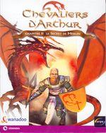 Jaquette Chevaliers d'Arthur : Chapitre 2 - Le Secret de Merlin