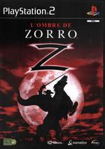 Jaquette L'Ombre de Zorro