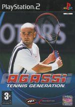 Jaquette Agassi Tennis Generation