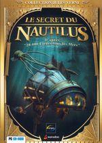 Jaquette Le Secret du Nautilus