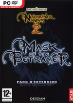 Jaquette Neverwinter Nights 2 : Mask of the Betrayer