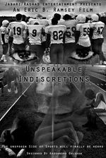 Affiche Unspeakable Indiscretions