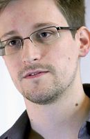 Photo Edward Snowden