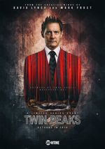 Affiche Twin Peaks Revival