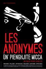 Affiche Les Anonymes -