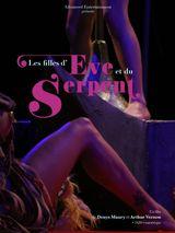 Affiche Les Filles d'Eve et du Serpent