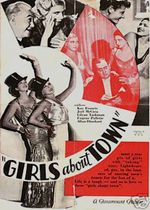 Affiche Girls About Town