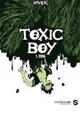 Couverture Toxic Boy
