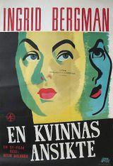 Affiche Visage de femme