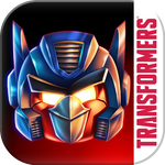 Jaquette Angry Birds Transformers