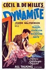 Affiche Dynamite