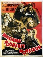 Affiche Madame poursuit Monsieur