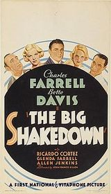 Affiche The Big Shakedown