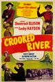 Affiche Crooked River