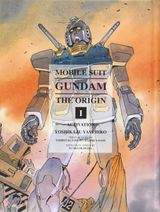 Couverture Mobile Suit Gundam : The Origin