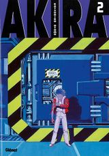 Couverture Akira (Noir et blanc), tome 2