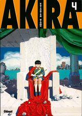 Couverture Akira (Noir et blanc), tome 4