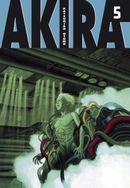 Couverture Akira (Noir et blanc), tome 5