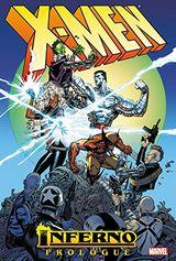 Couverture X-Men: Inferno Prologue