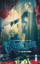 Couverture L'Âge des ténèbres - Fables, tome 13
