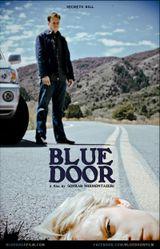 Affiche Blue Door