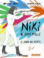 Couverture Niki de Saint Phalle - Le jardin des secrets