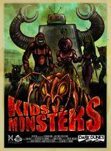 Affiche Kids vs Monsters