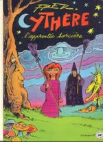 Couverture Cythère, l'apprentie sorcière